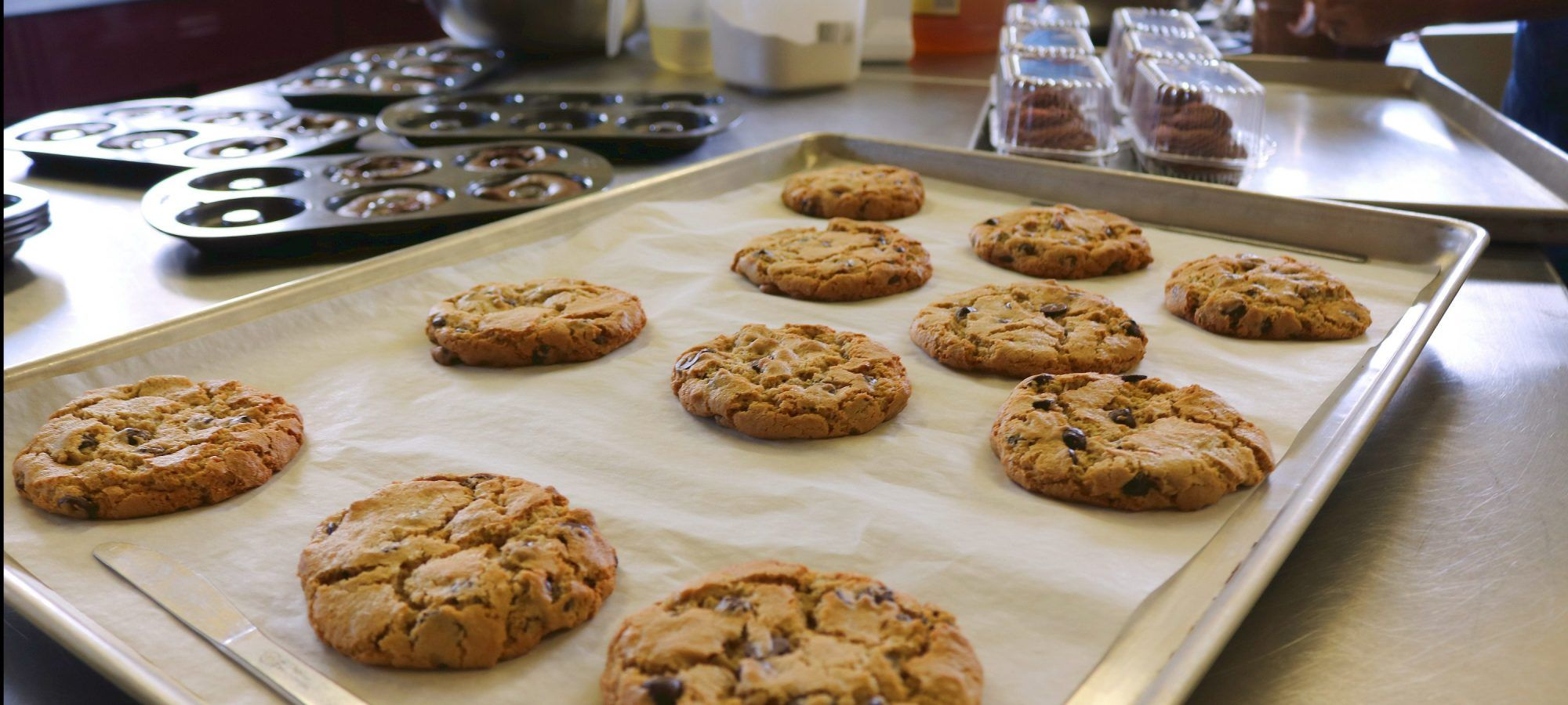 Fresh Gluten Free Chocolate Chip Cookies | Third Coast Bakery