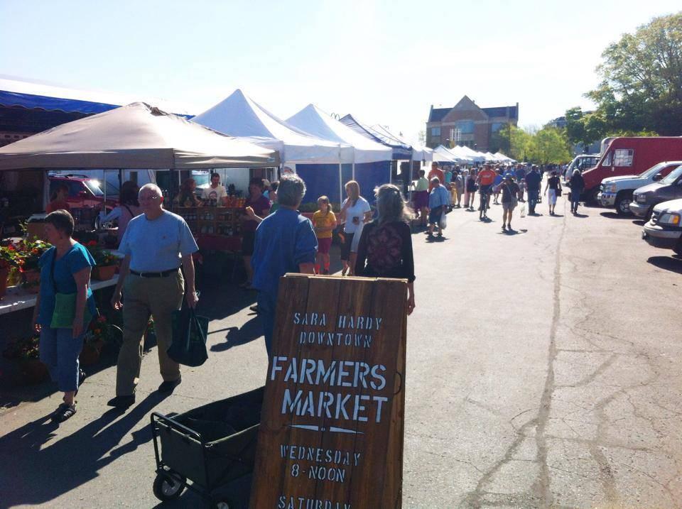 Sara Harding Farmers Market