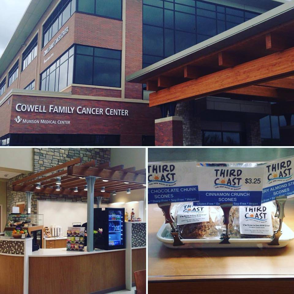 Third Coast Bakery - Cowell Family Cancer Center
