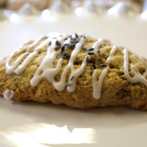 Gluten Free Lemon Lavender Scones - Third Coast Bakery