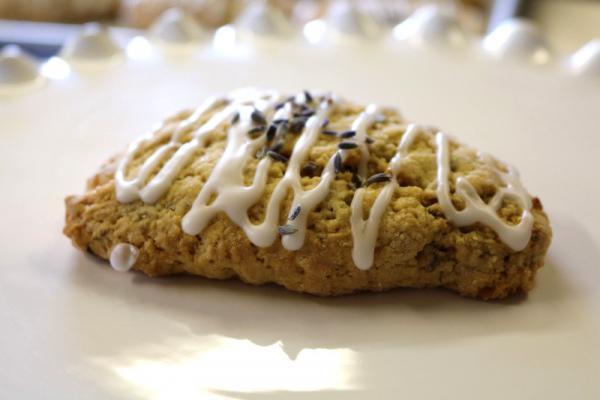 Gluten Free Lemon Lavender Scones - Third Coast Bakery