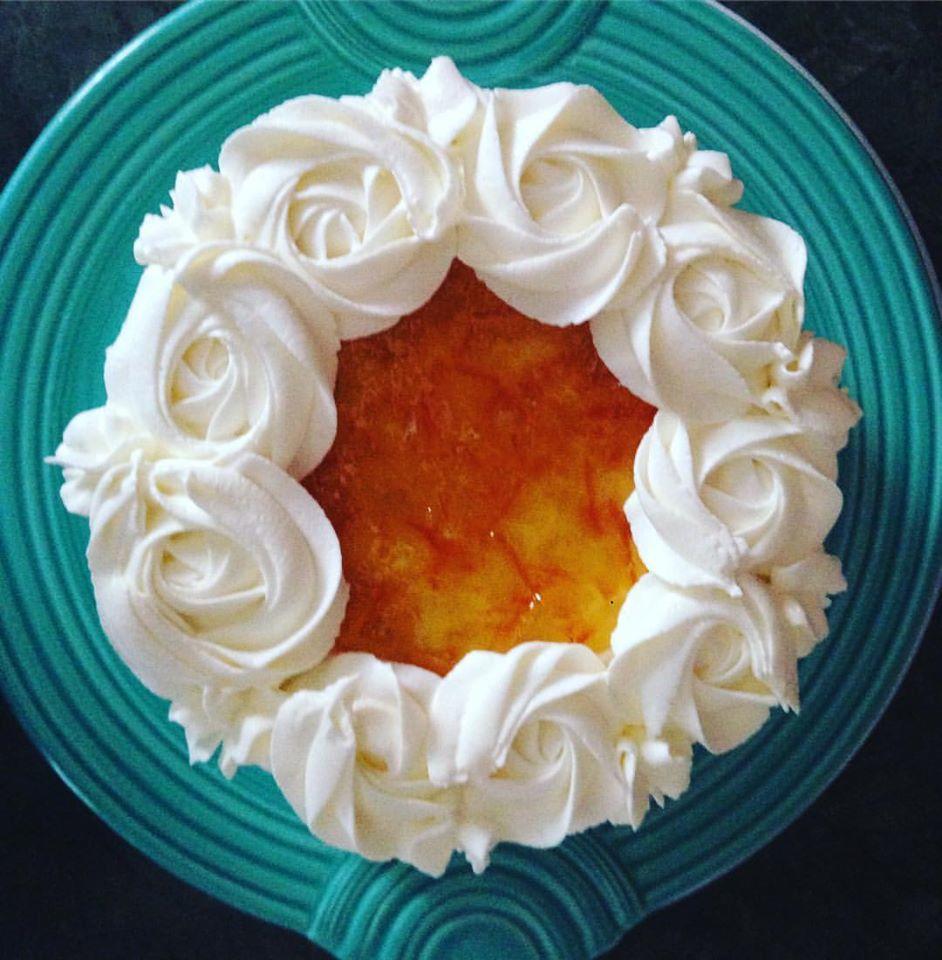 Gluten Free Orange Marmalade Cake