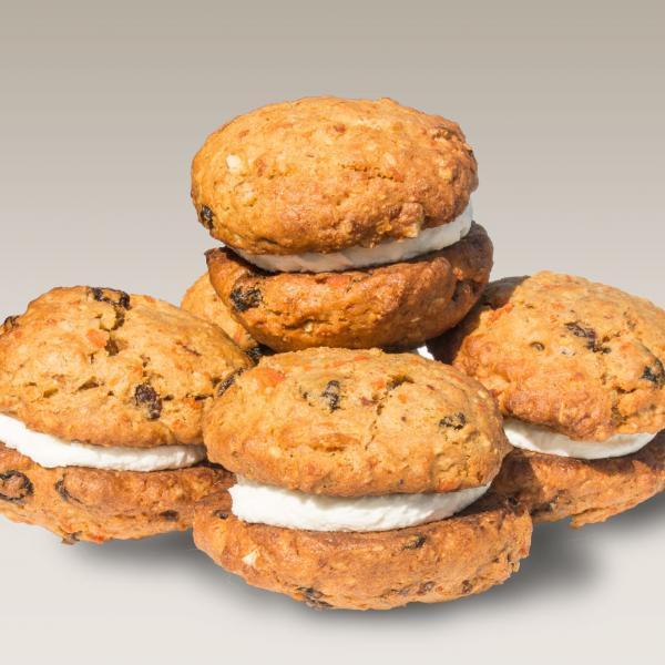 Cream Pie Cookies