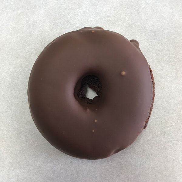 Double Chocolate Gluten Free Donut