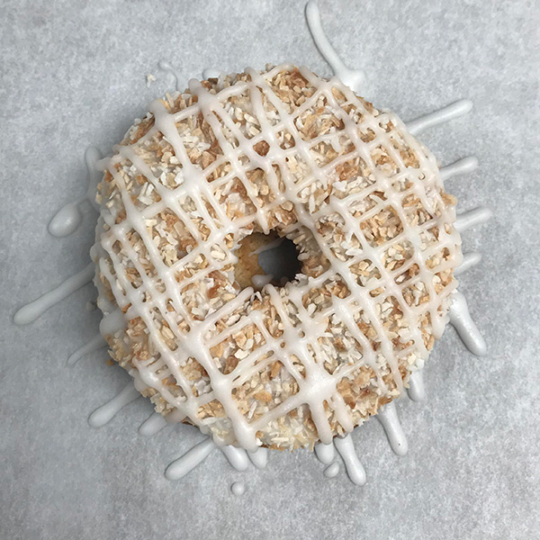 Limited Edition Pina Colada Donut